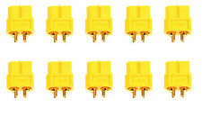Apex RC Products 10 Female XT60 XT-60 Battery Connector Plugs #1542