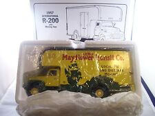 """RARE"" First Gear Aero Mayflower Transit Co.1957 Int'l R-200 Van #18-1471"