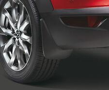 Genuine Mazda CX3 Rear Mud Flap Guard Set