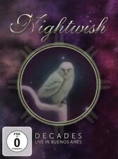 Nightwish - Decades: Live In Buenos Aires NEW Blu-Ray