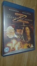 THE LEGEND OF ZORRO BLU RAY -  GREAT CONDITION - UK RELEASE