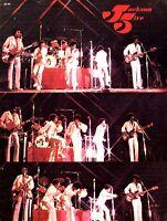 THE JACKSON 5 1972 SUGAR DADDY TOUR CONCERT PROGRAM BOOK / MICHAEL / NMT 2 MINT