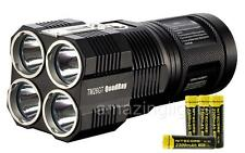 NiteCore TM26GT Tiny Monster Special Long Throw Edition: 770 yards, 4 x 18650s