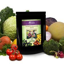 Heirloom Vegetable Seeds 75 Varieties Non Gmo Non  Hybrid Vegetable Fruit Herbs