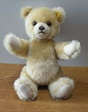 """Steiff growling teddy bear 12"""" tall in excellent condition number 011757"""