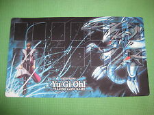 YuGiOh Playmat - Blue Eyes Ultimate Dragon / Seto Kaiba - Brand New Custom Mat