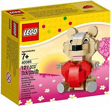 LEGO SEASONAL 40085 - VALENTINE BEAR - NEW IN STOCK - MELB SELLER