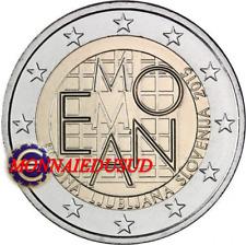 2 Euro Commémorative Slovénie 2015 - Emona