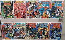 Detective Comics #534 539 541 543 547 548 549 552 554 560 - VF/NM - CGC READY