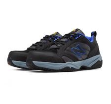 new balance non slip. new balance shoes steel toe 627 black blue slip resistant safety mid627bb work non