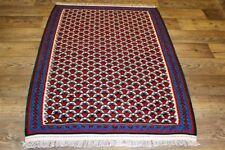 Handgewebter Kelim 110x160 cm Orientteppich Nomadenteppich Nomadenkelim NEU