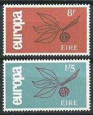 IRLANDA EUROPA cept 1965 Sin Fijasellos MNH