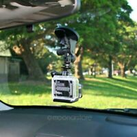 Suction Cup Car Mount Windscreen Bracket Holder for GOPRO Hero 7/6/5 Camera