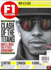 F1 Racing October 2017 World's Best Selling Grand Prix Magazine