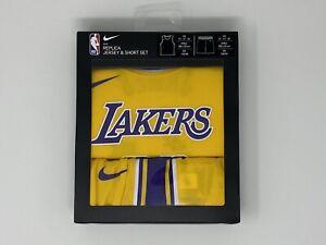 Nike Replica Jersey & Short Set Lakers Lebron James 4T Toddler 9z2t1bbyf