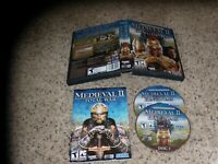 Medieval II Total War Kingdoms Expansion Pack PC Game with box & manual