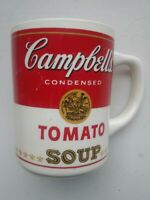 Vintage Campbell's Tomato Soup Coffee Mug Cup Made In The USA 10 oz