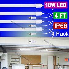 Westernpowers 4 Pack 72W Led Light Bulb for Storage Shop light Cabinet Light