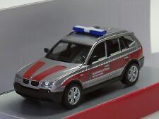 Herpa BMW X3 Feuerwehr NITTENAU First Responder - 093262 - 1:87