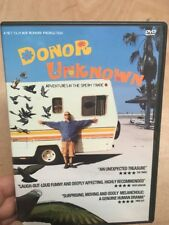 Donor Unknown:Adventures In The Sperm Trade(UK DVD)Donor No.150 IVF Documentary