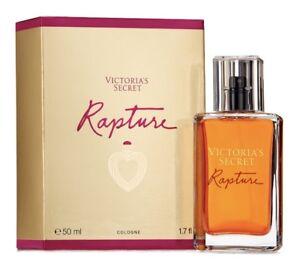 VICTORIA'S SECRET RAPTURE COLOGNE PERFUME FRAGRANCE MIST SPRAY 1.7 OZ 50 ML RARE