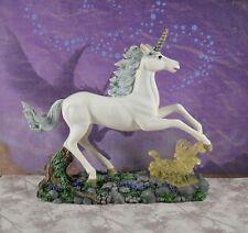 Lovely Tudor Mint 2002 Land of The Dragons Medium Unicorn Running K174