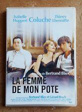 DVD LA FEMME DE MON POTE - COLUCHE / Thierry LHERMITTE / Isabelle HUPPERT