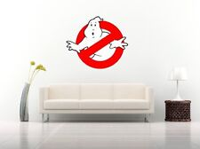 GHOSTBUSTERS film wall car van sticker decal art 6 sizes bedroom office