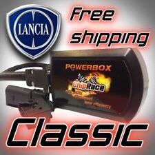 LANCIA LYBRA 1.9 JTD 110 CV TUNING CHIP BOX CHIPTUNING POWERBOX CHIP IT