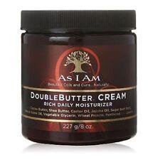 As I Am Double Butter Cream, 8 oz