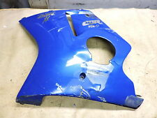 97 Honda CBR1100XX CBR 1100 XX Blackbird left side cover cowl fairing panel