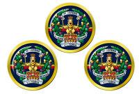 Reine Victoria École, Armée Britannique Marqueurs de Balles de Golf