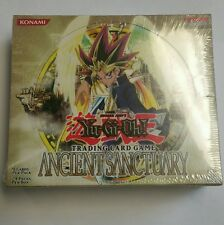 Yugioh Ancient Sanctuary English Booster Box  24ct. RARE Unlimited L@@K