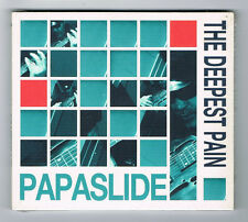 PAPASLIDE - THE DEEPSET PAIN - 12 TITRES - 2015 - NEUF NEW NEU