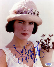 "(SSG) Sexy LARA FLYNN BOYLE Signed 8X10 Color ""Twin Peaks"" Photo - PSA/DNA COA"