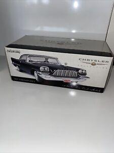1957 CHRYSLER 300 C Die Cast Model Car ERTL COLLECTIBLES 1/18TH SCALE #32503