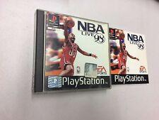 NBA LIVE 98  PAL  PS1 USATO