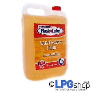 Flash Lube Valve Saver Fluid 5Liters