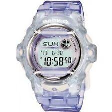 Casio Ladies Blue Baby-g 200m Digital Sports Watch Bg-169r-6er