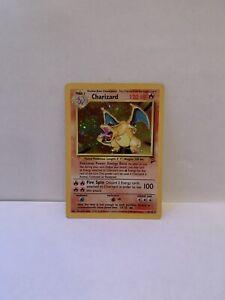Charizard Base Set 2 Holo Rare Pokemon Card 4/130 - NEAR MINT PSA 9??