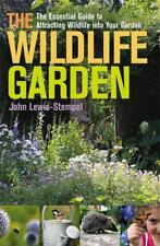 The Wildlife Garden by Lewis-Stempel, John | Paperback Book | 9780716023494 | NE
