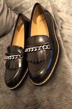 Clarkes Ladies Shoes Size 7 New Burgundy Not Black