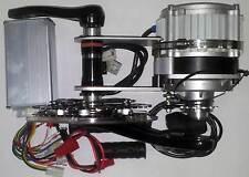E-Bike Mid / Crank 3000Watts 24V-72V Brushless Kit With 48V 12AH battery pack