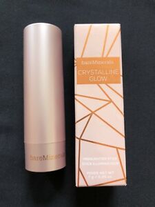 FULL SIZE bareMinerals Crystalline Glow Highlighter Stick Prismatic Pearl 7g