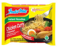 Indomie Noodles Mi Goreng Chicken Curry Vegetable ALL Flavor Pack of 40