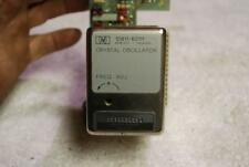 HP 10811-60111 10 MHz High Stability Crystal Oscillator with circuit card