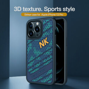 Nillkin Fashion Sports 3D Honeycomb Color Block Case For Apple iPhone 13 Pro Max