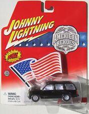 JOHNNY LIGHTNING WHITE LIGHTNING R1 AMERICAN HEROES CRIME SCENE CHEVY TAHOE rr