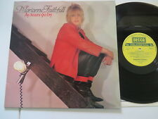 Marianne Faithfull- As Tears Go By - Yellow Decca TAB 13 Vinyl/ Cover: mint (-)