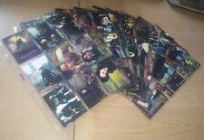 Sleepy Hollow Movie Trading Card Base Set (Inkworks, 1999)